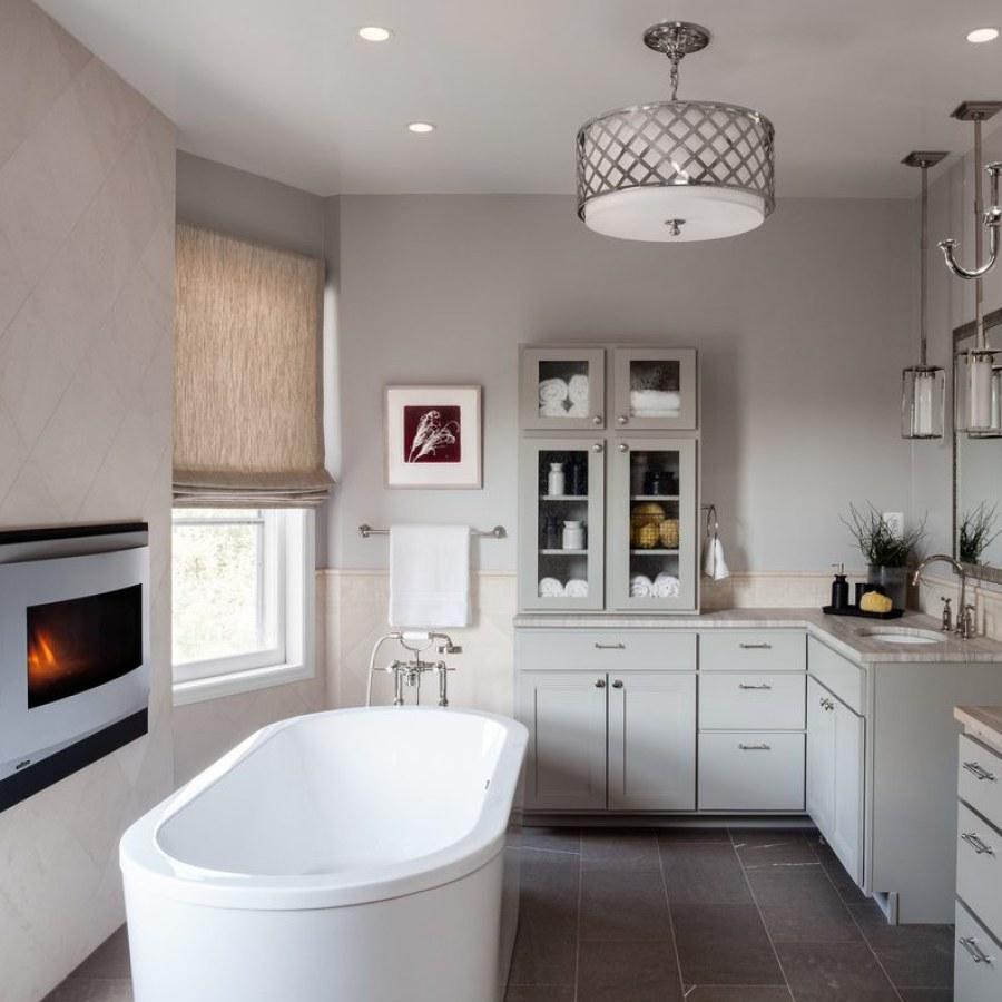 Bathroom Modern Lighting Ideas