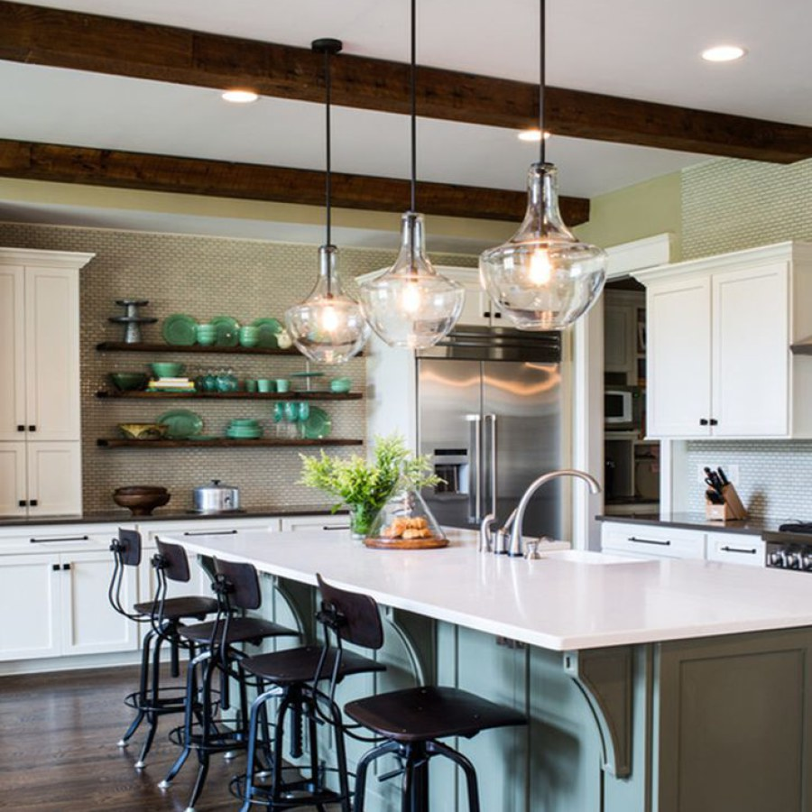 Kitchen Pendant Lighting Ideas