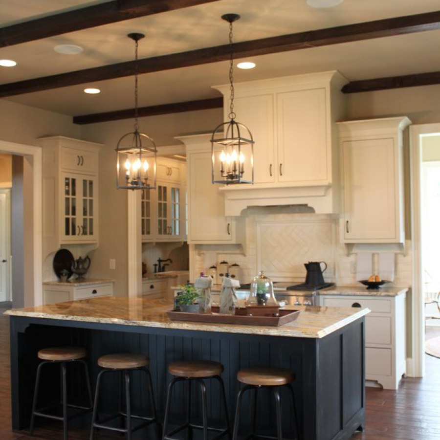 Kitchen Farmhouse Lighting Ideas