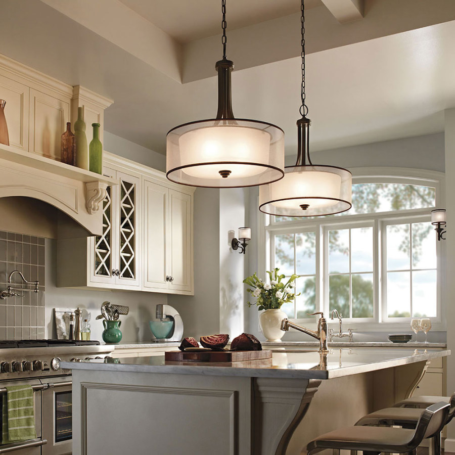 Kitchen Round Hanging Lighting Ideas