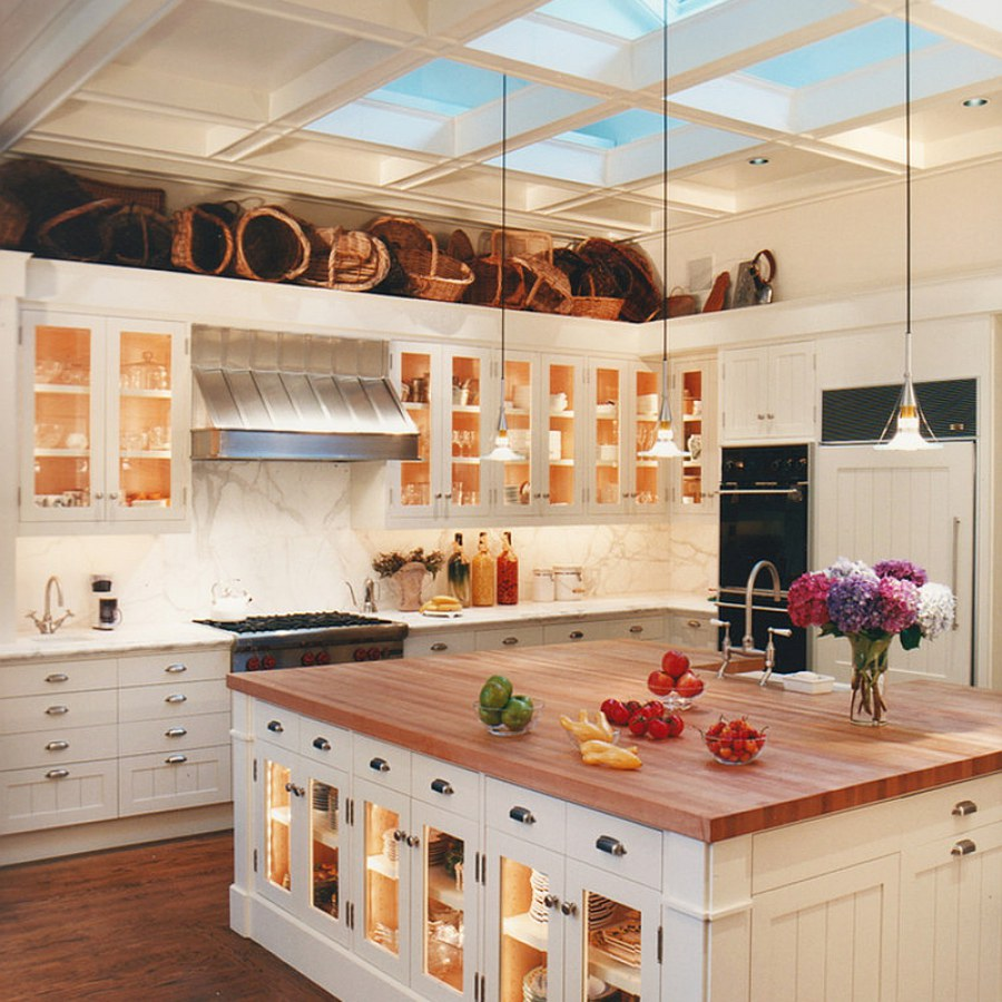 Kitchen Hanging Lighting Ideas