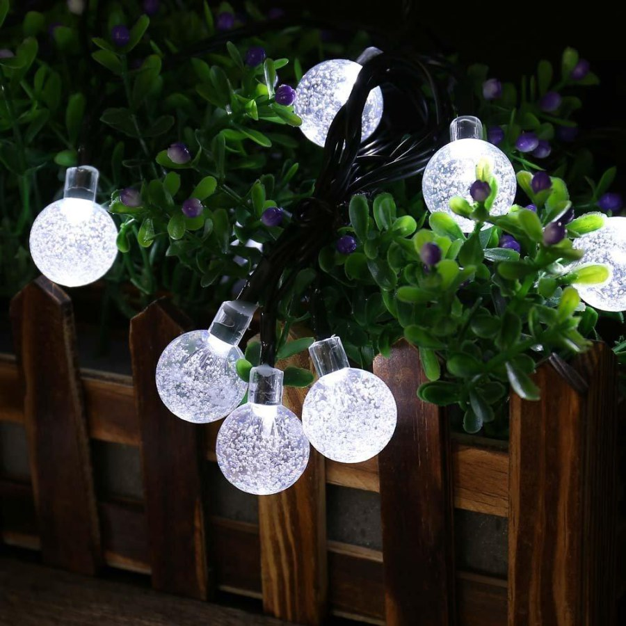 Outdoor Bulb Lighting Ideas
